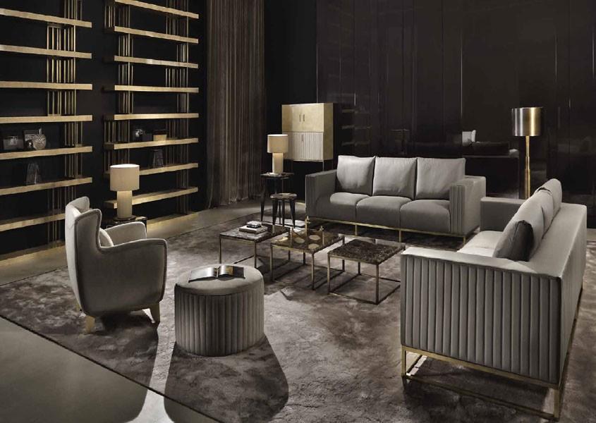 Signorini & Coco- Daytona Sofa Collection | CRYSTALLUXE LONDON