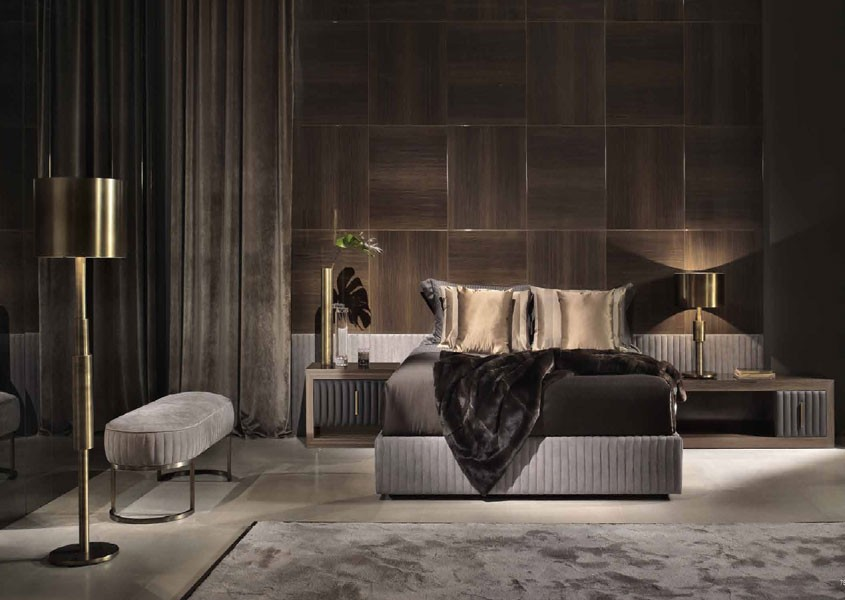Voyage Bedroom Collection | CRYSTALLUXE LONDON