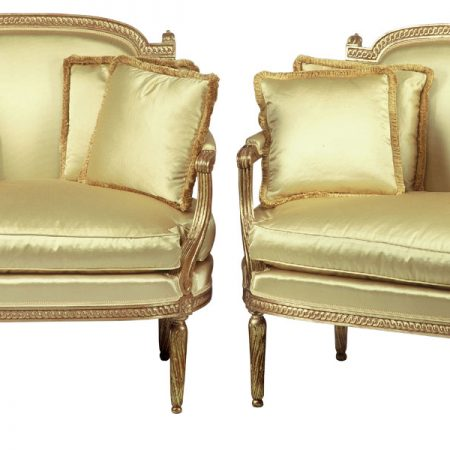 Marquise & Bergere