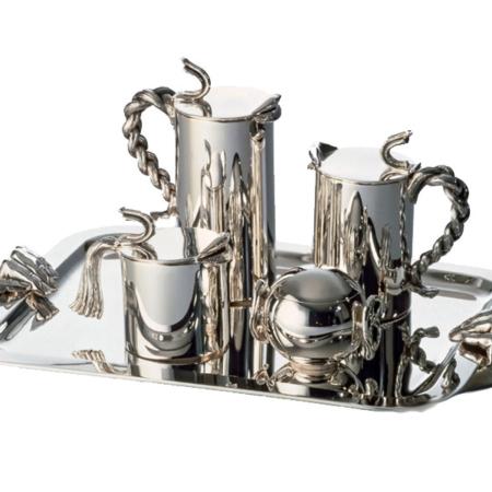 Silver- Tea & Coffee Sets