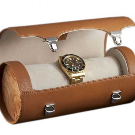 Travel Watch & Jewellery Case/roll